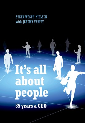 It's All About People Steen Westh Nielsen med Jeremy Verity 9788794049900