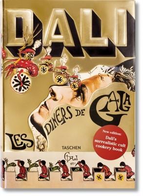 Dali. Les diners de Gala UNKNOWN 9783836508766