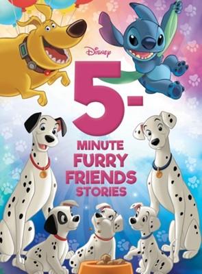 5-minute Disney Furry Friends Stories Disney Book Group, Disney Storybook Art Team 9781368063920