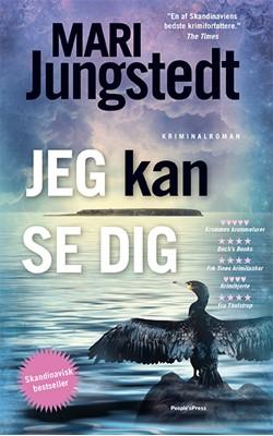 Jeg kan se dig Mari Jungstedt 9788772382982