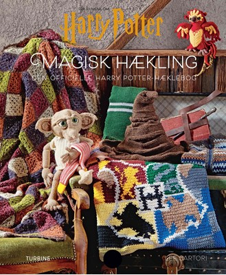 Harry Potter - Magisk hækling Lee Satori 9788740669305