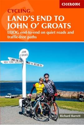 Cycling Land's End to John o' Groats Richard Barrett 9781786310255