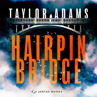 Hairpin Bridge Taylor Adams 9788742831007
