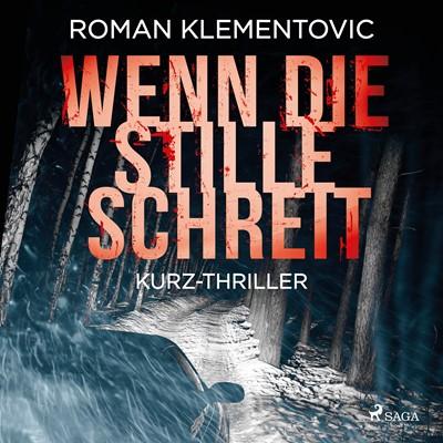Wenn die Stille schreit Roman Klementovic 9788726928822