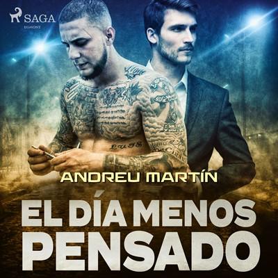 El día menos pensado Andreu Martín 9788726678741