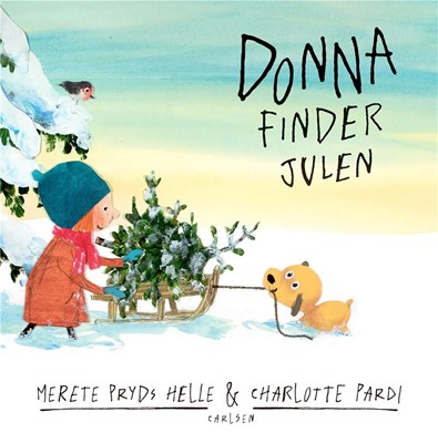 Donna finder julen Merete Pryds Helle 9788711998953