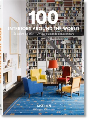 100 Interiors Around the World UNKNOWN 9783836557269