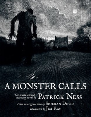 A Monster Calls Patrick Ness, Siobhan Dowd 9781382009409