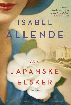 Den japanske elsker Isabel Allende 9788740071948