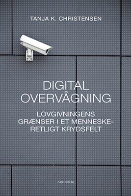 Digital overvågning af Tanja Kammersgaard Christensen 9788757451122