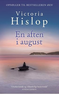 En aften i august Victoria Hislop 9788771164350