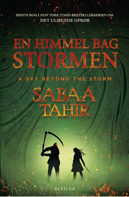 En himmel bag stormen Sabaa Tahir 9788741506906