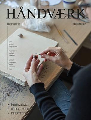HÅNDVÆRK bookazine - dekoration (dansk udgave) Rigetta Klint 9788797229644