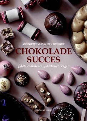 Chokoladesucces Annemette Voss Fridthjof, Iben Devantie 9788740072211