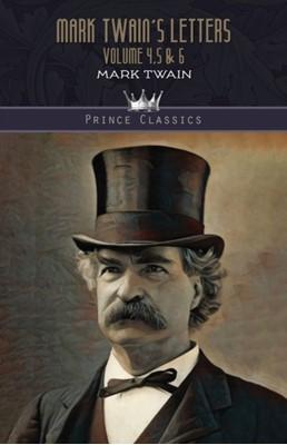 Mark Twain's Letters Volume 4,5 & 6 Mark Twain 9789353855505