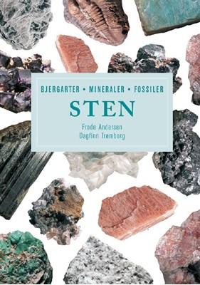 Sten - display med 10 stk. Andersen, Trømborg 9788771420876