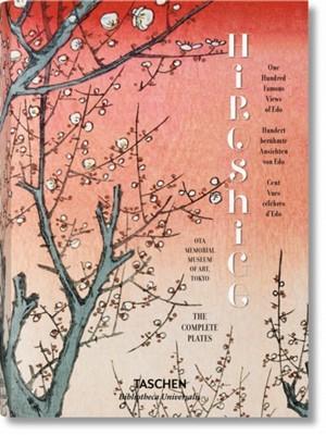 Hiroshige. One Hundred Famous Views of Edo Melanie Trede, Lorenz Bichler 9783836556590