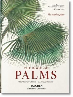 von Martius. The Book of Palms H. Walter Lack 9783836556231