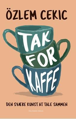 Tak for kaffe Özlem Cekic 9788740073065