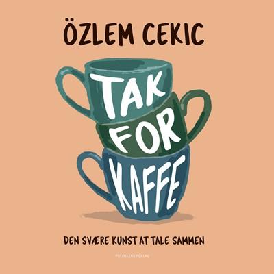 Tak for kaffe Özlem Cekic 9788740073072