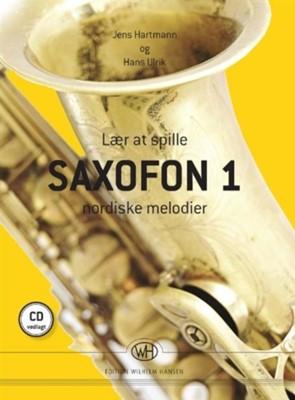 LaeR at Spille Saxofon 1 - Nordiske Melodier  9788759826089