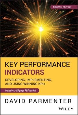 Key Performance Indicators David Parmenter 9781119620778