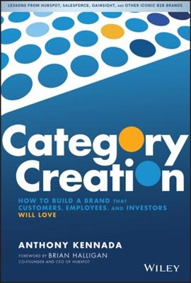 Category Creation Anthony Kennada 9781119611561
