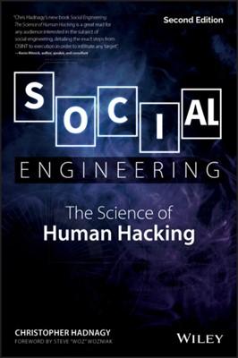 Social Engineering Christopher Hadnagy 9781119433385