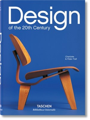 Design of the 20th Century Charlotte Fiell 9783836541060