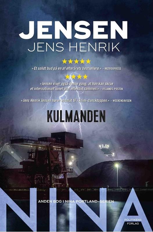 Kulmanden af Jens Henrik Jensen - bog 2