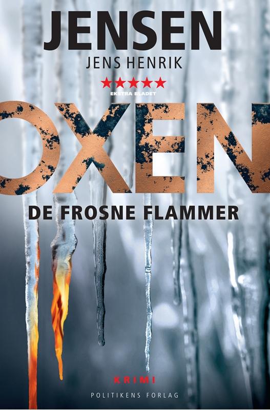 De frosne flammer Jens Henrik Jensen - bog 3