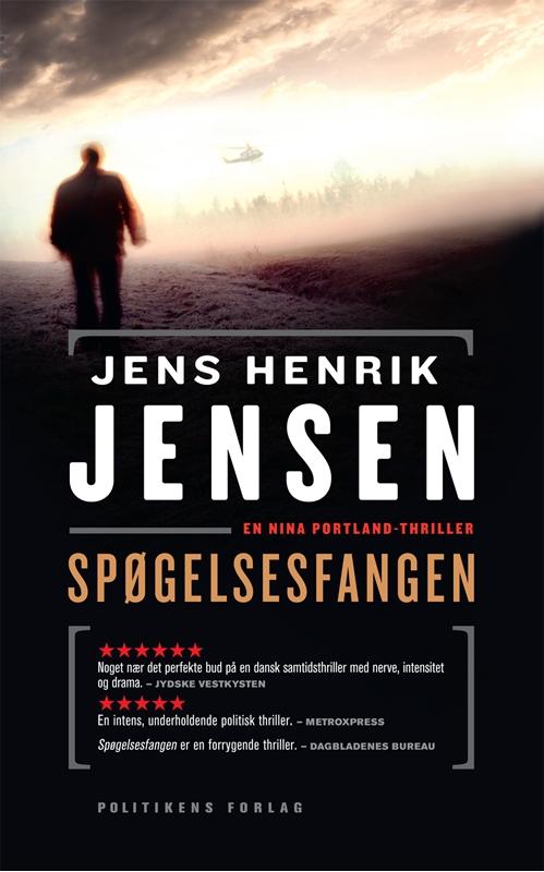 Spøgelsesfangen af Jens Henrik Jensen - bog 3