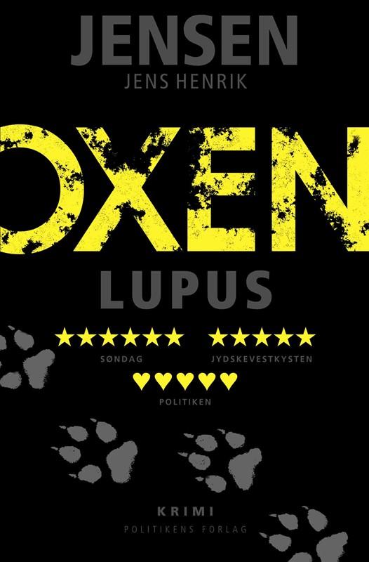 Oxen - Lupus af Jens Henrik Jensen - bog 4