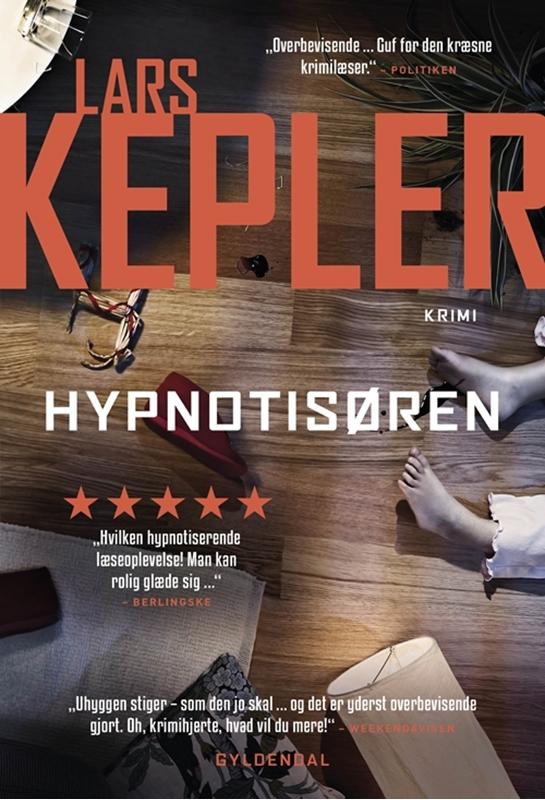 Hypnotisøren - Jonna Linna-serien - Bog 1