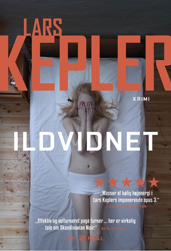 Ildvidnet - Jonna Linna-serien - Bog 3