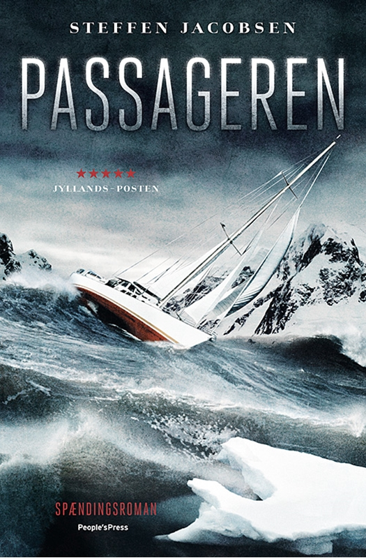 Passageren - Robin Hansen-serien - Bog 1