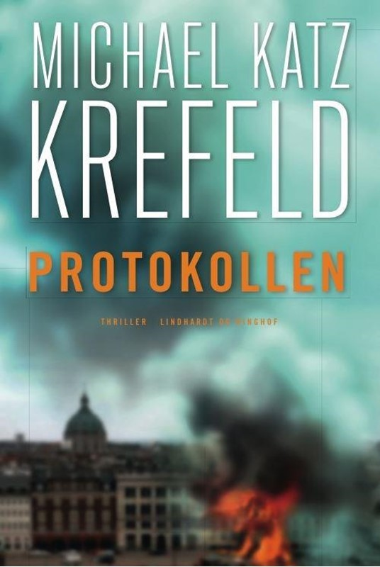 Protokollen - Katrine Bergman-serien - Bog 1