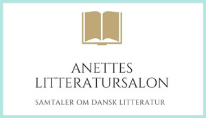 Anettes litteratursalon - nomineret til DBBA 2020 Plusbog