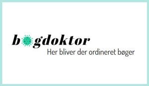 bogdoktor - nomineret til DBBA 2020 Plusbog
