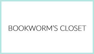 Bookworm's closet - nomineret til DBBA 2020 Plusbog