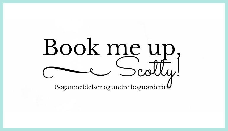 Book me up, Scotty nomineret til DBBA 2019 Plusbog
