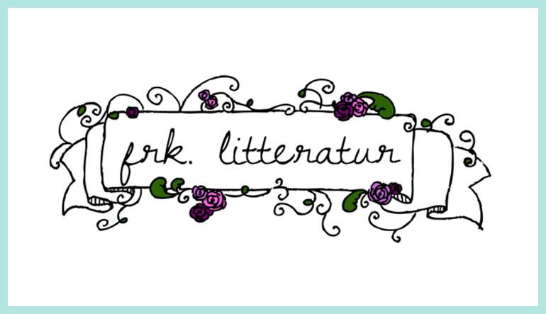 Frk. litteratur - nomineret til DBBA 2019 Plusbog