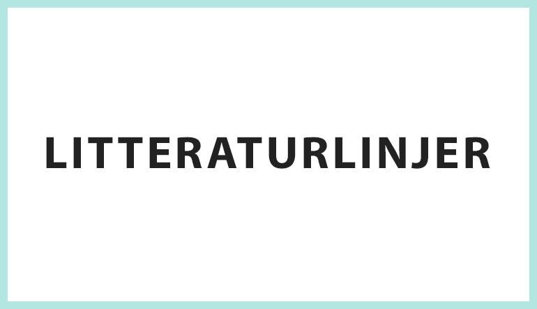 Litteraturlinjer - nomineret til DBBA 2019 Plusbog