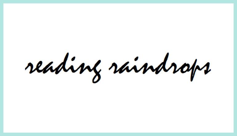 Reading raindrops - nomineret til DBBA 2019 Plusbog.dk