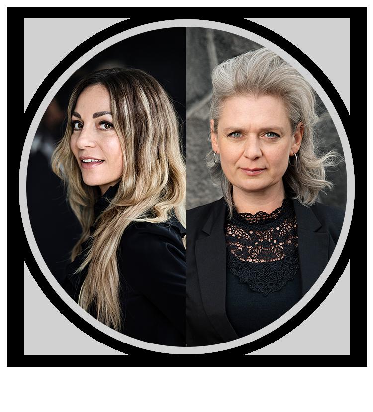 Foredrag med Katrine Engberg og Trine Appel