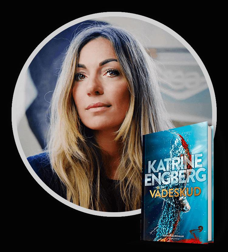 Katrine Engberg, Forfatteraften Plusbog