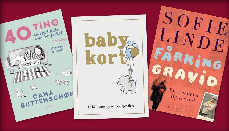 Gaveguiden, gaver til gravide & forældre