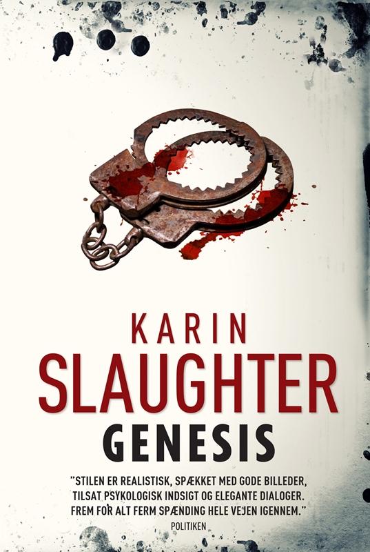 Genesis af Karin Slaughter - bog 3