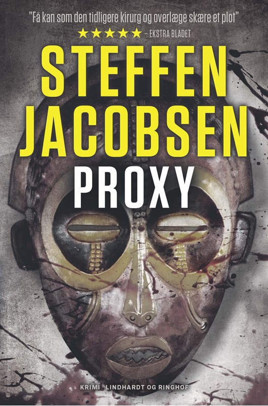 Proxy - Nordsted og Nielsen-srien - Bog 1