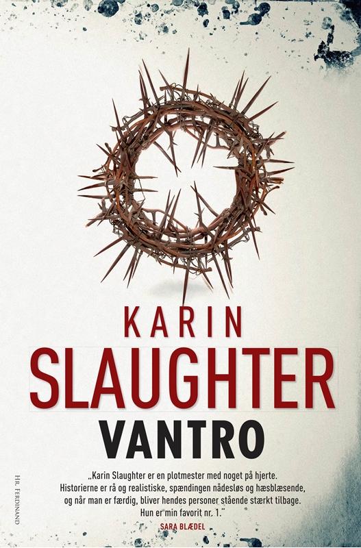 Vantro af Karin Slaughter - bog 5